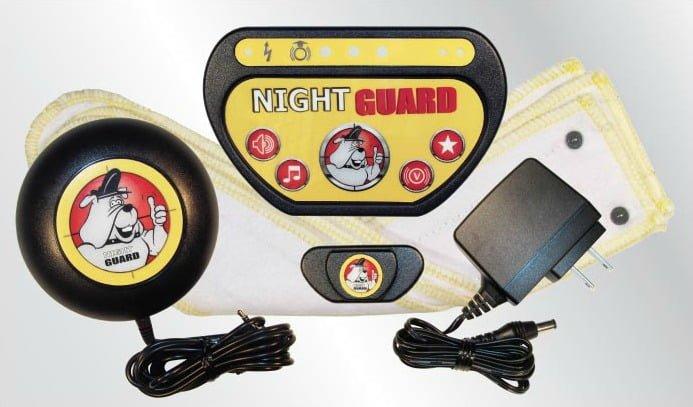 Enureflex - Night Guard System Bedwetting Alarm