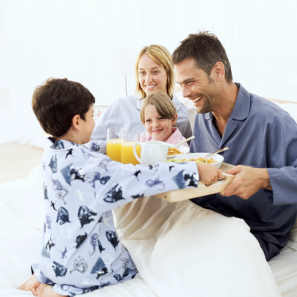 Families like yours that got rid with bedwetting.