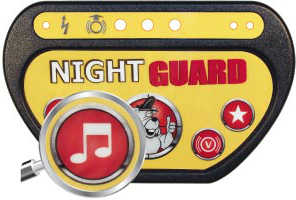 Night Guard bedwetting alarm - Choose your sound.