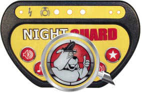 Stop Button of the Night Guard System Enuresis Alarm